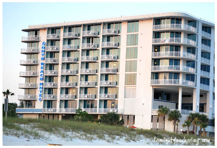 South Beach Biloxi Hotel and suites Mississippi