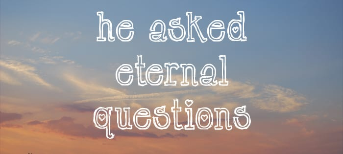 father's faith eternal questions small