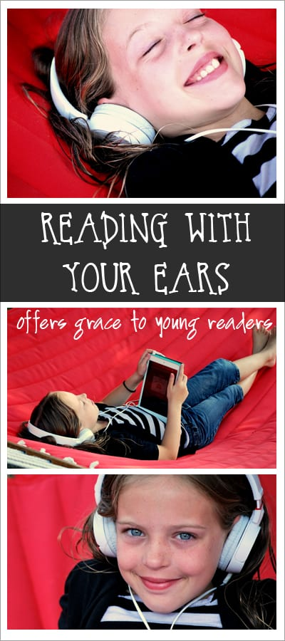 reading with your ears good books grace
