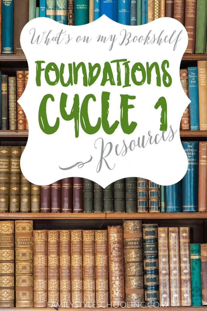 Cycle 1 Resources