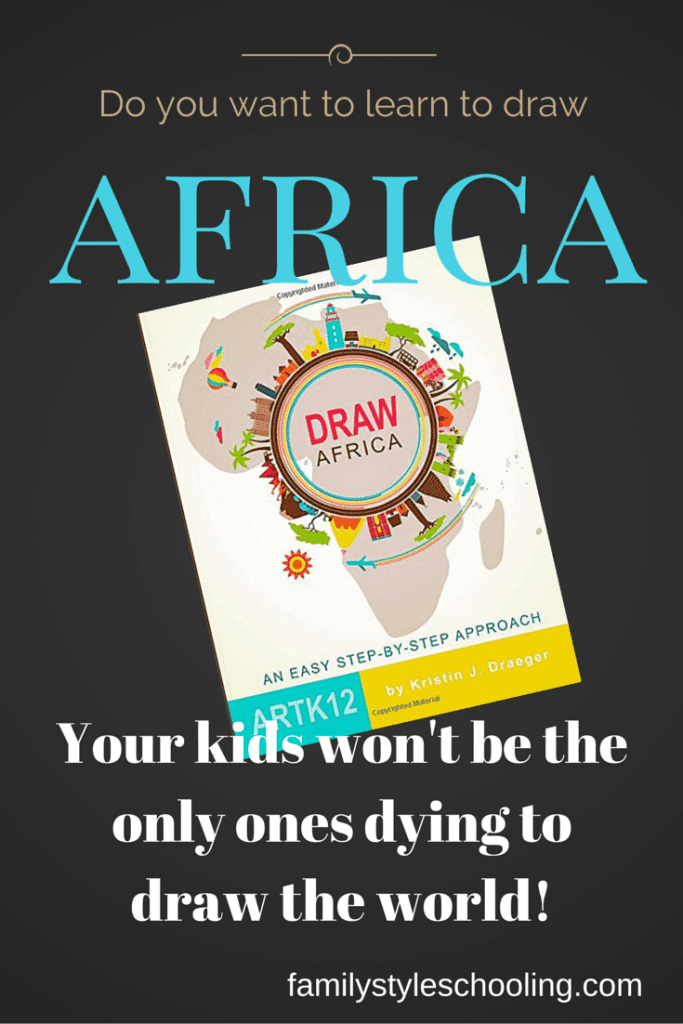 Learn to Draw Africa