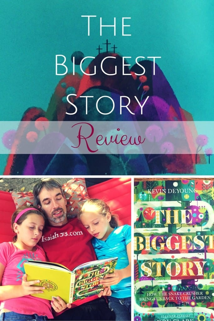 The Biggest Story Book Review