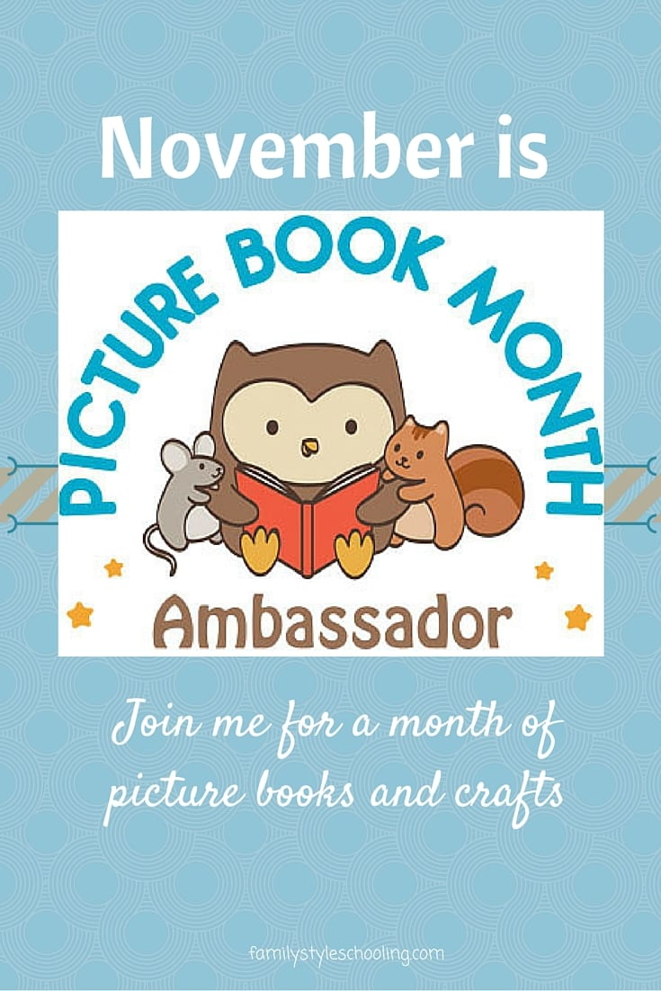 National Picture Book Month month of fun