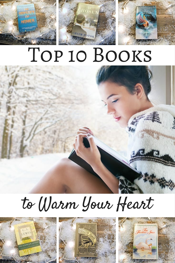 Top 10 Books to Warm Your Heart