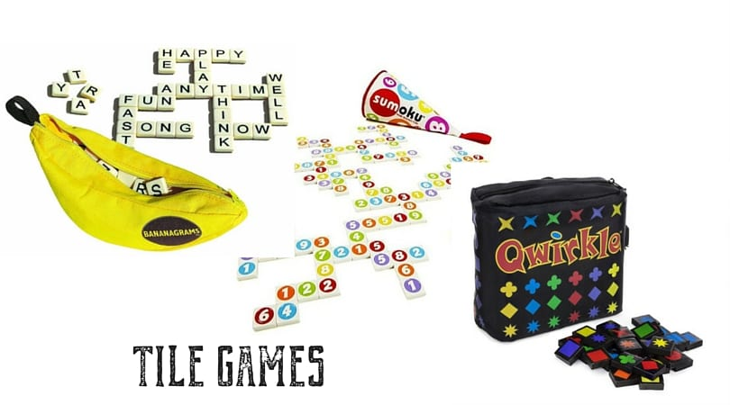 small games with tiles