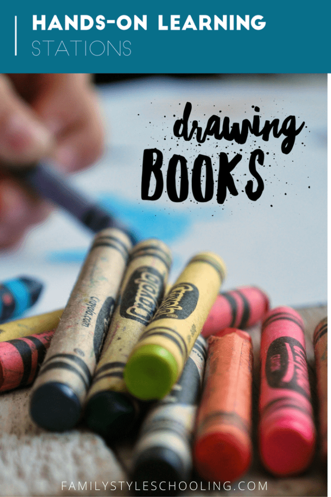drawing-books