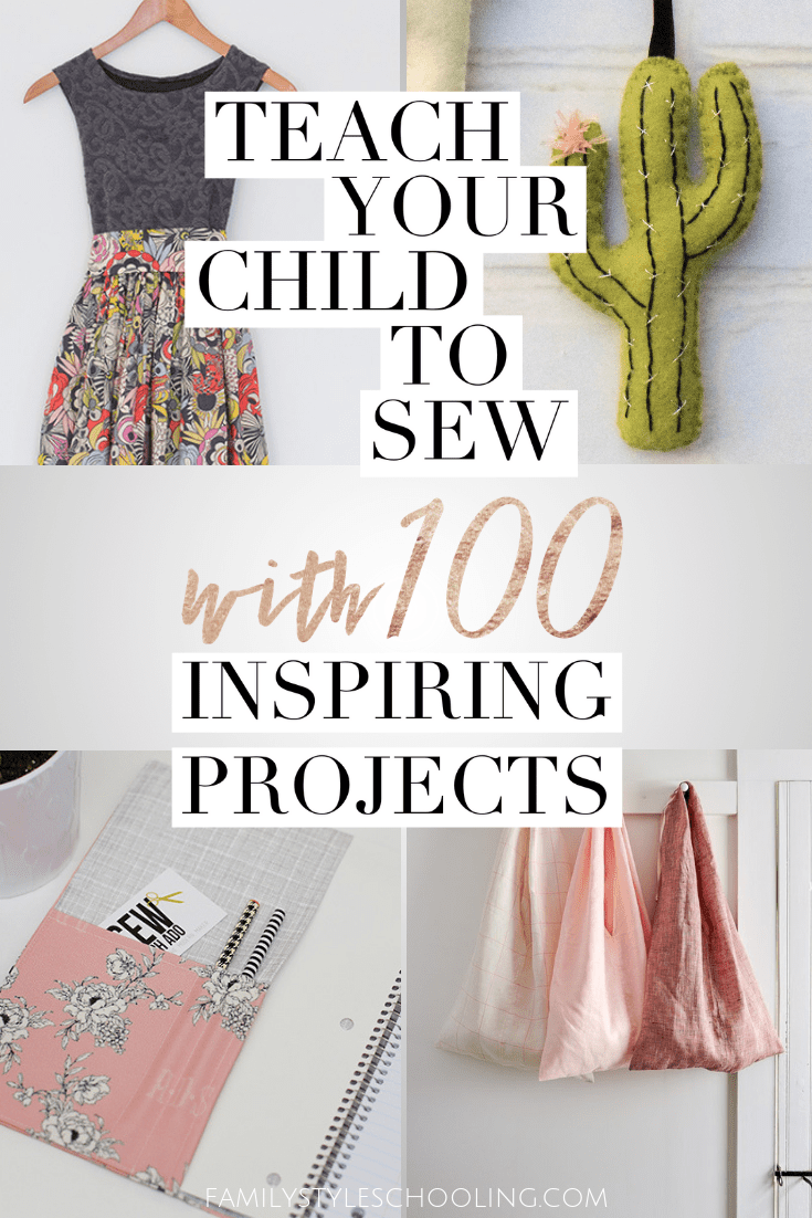 100 Sewing projects