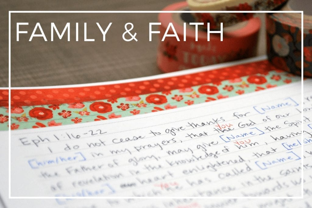 Family & Faith