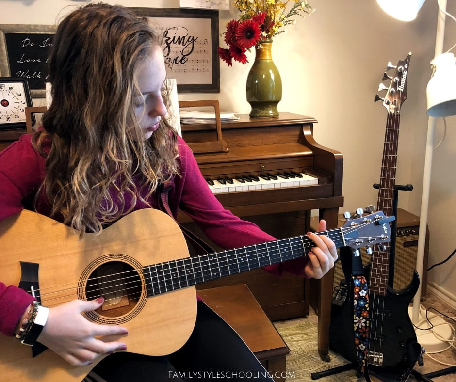 music lessons engage the whole person