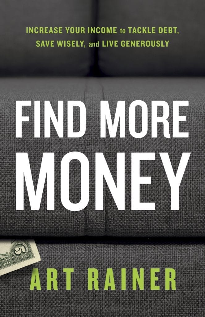 Find More Money by Art Rainer