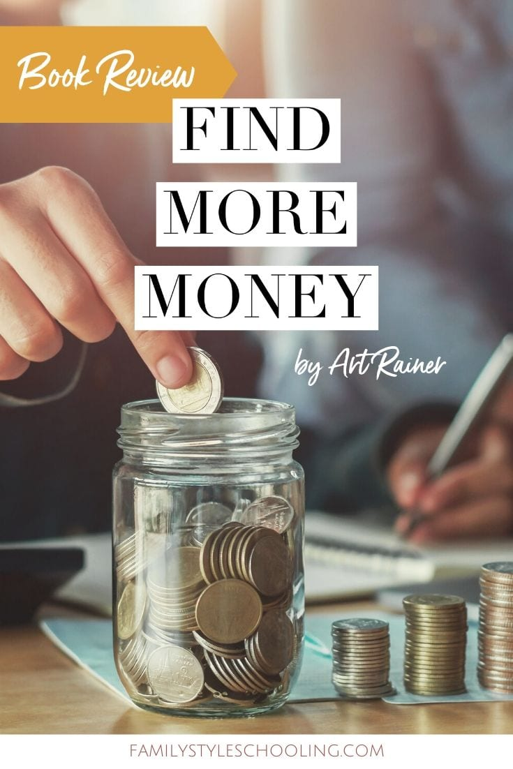 Find more money