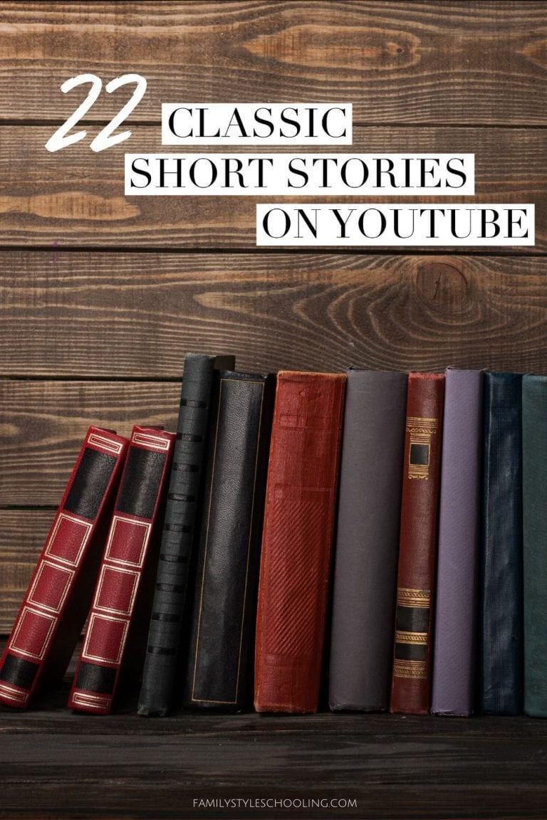 Classic Short Stories on YouTube