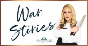 War Stories from Taking the Wheel